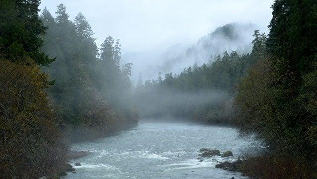 North Umpqua in Oregon.
