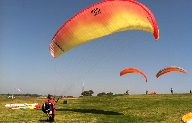 paragliding san diego vacation travel beaches water relaxation an inside-out cat