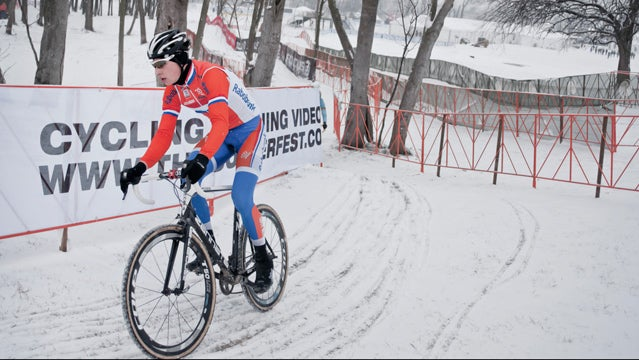 The pros race in the snow, and you can too.