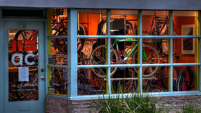 Above Category Cycling bikes california