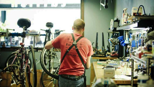 angry catfish bicycle shop bike shop