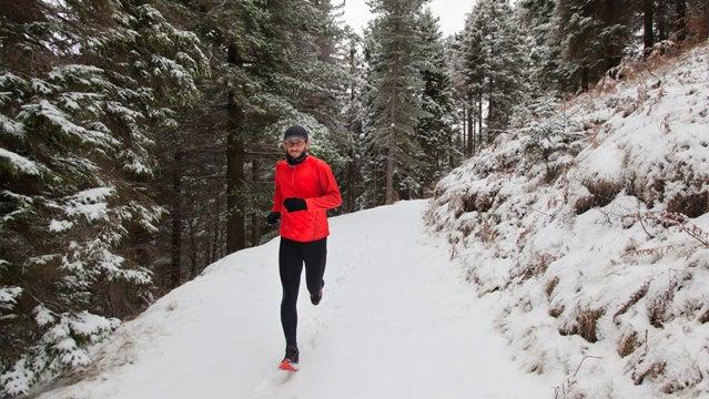 trail racing training