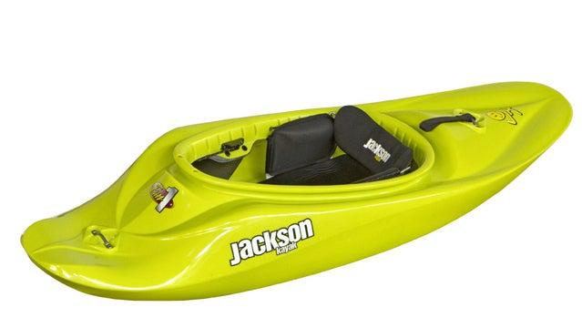 Jackson Fun 1 Kayak whitewater rafting kids gear for kids