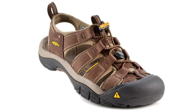 Keen Newport H2 Sandals whitewater rafting gear for kids