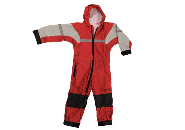 Oakiwear One-Piece Boating Suit whitewater rafting for kids boating suit