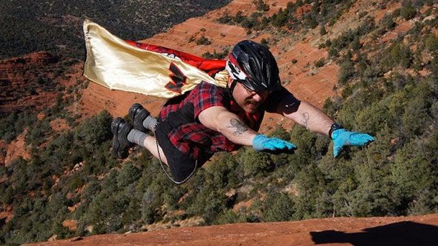 over the edge sports bike cycling