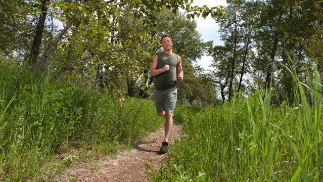 training trail racing