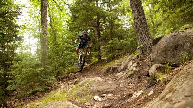 Alexander Russo Ascutney USA United States Vermont countries mountain bike singletrack states
