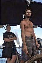 kleeman yacht sailing cruising around the world pacific pirates atoll harbor bora bora