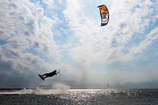 Kiteboarding Cape Hatteras