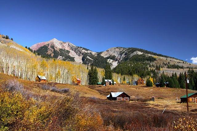 Autumn near Crested Butte