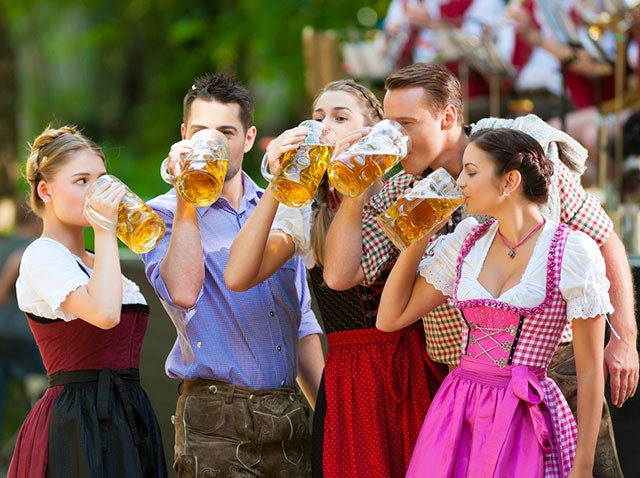 Oktoberfest in another part of the world