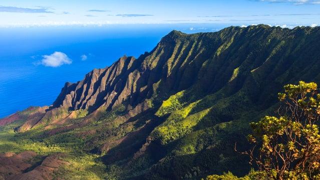 kauai hawaii biking island vacation