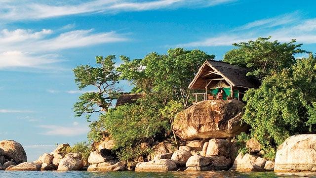 malawi mumbo islands best island trips vacations travel cabin beach hut