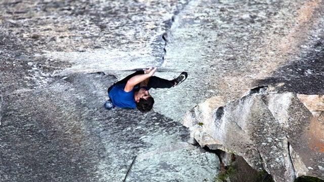 alex honnold climbing yosemite free climbing free soloing