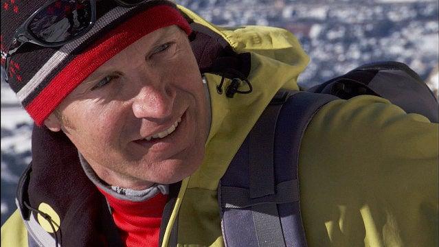 Mike Hattrup k2 adventure skiing