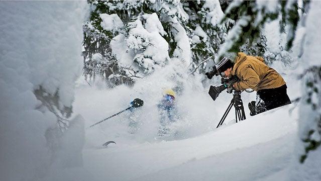 Mica Heli British Columbia Canada Dave Mossop Mark Abma