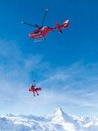Helicopter evacuation