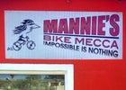 Mannie Heyman's Windhoek shop