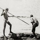 spearfishing lawai'a fishermen fishing
