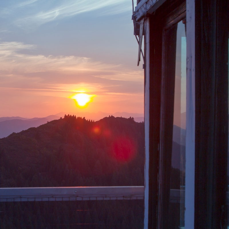 fire towers, travel, photography