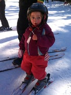 Will ski for candy.