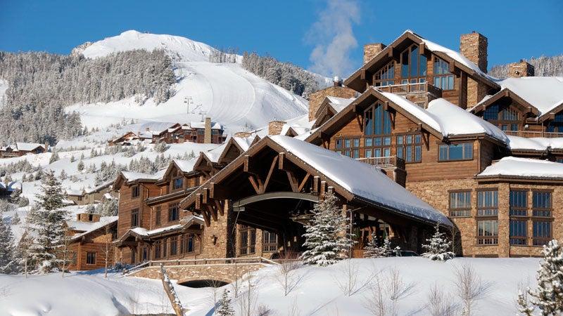 Yellowstone Club Montana