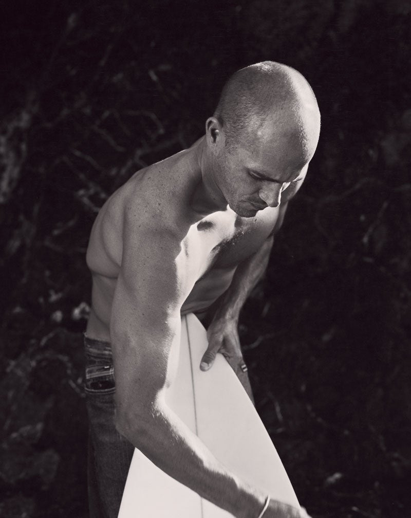 Kelly Slater believes the key to success is a sound body and mind.
