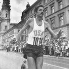Sport Running Holding Building