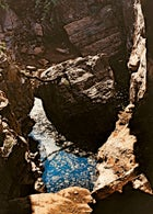 bushmans hole freshwater cave