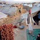 Outside magazine May 2014 father daughter IDP fled homes Helmand Province escape NATO Taliban camp Char-i-Qambar Kabul