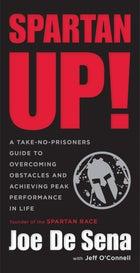 OutsideOnline Spartan Up! Joe De Sena Houghton Mifflin Harcourt Publishing book