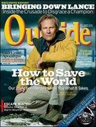 Outside Magazine, December 2005