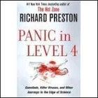Panic at Level 4 by Richard Preston