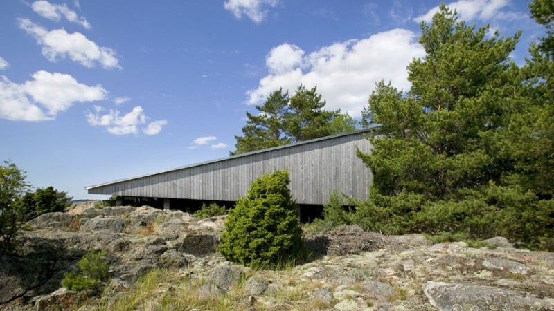 huttunen lipasti pakkanen architecture finland cabin deck diy shelter outdoors outside outside magazine outside online