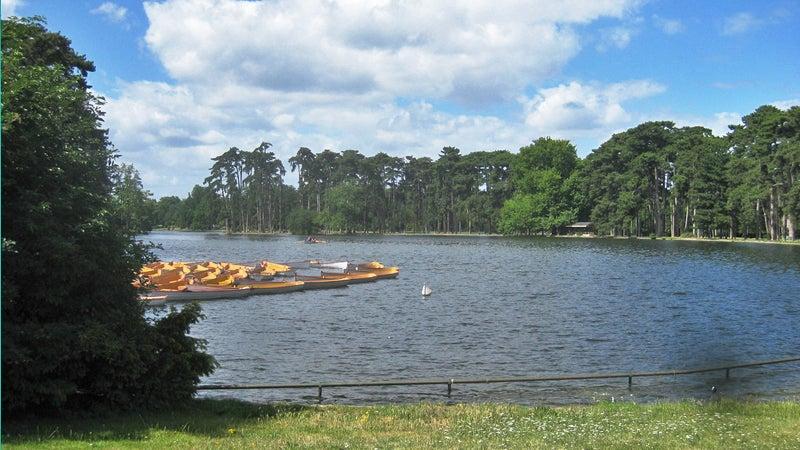 lac inferieur bois du boulogne; outside magazine