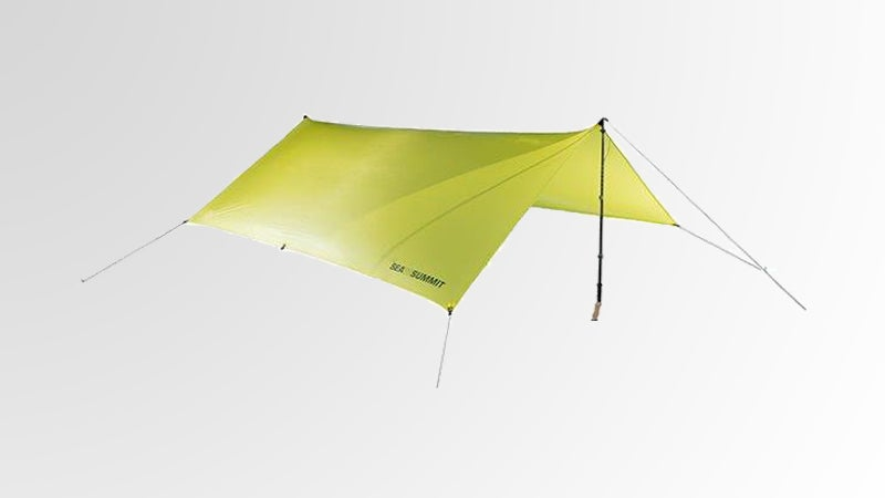 Escapist 15D Tarp sea to summit camping tent alternatives outside outside online outside magazine outdoors wilderness