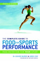 Allen & Unwin The complete guide to food for  louise burke greg cox fit lit outside outside magazine wellness books