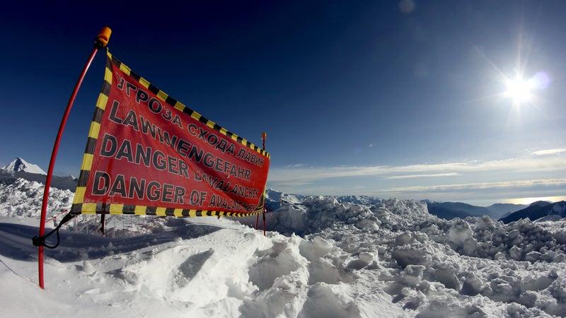 avalanche beacon probe shovel skiing snowboarding backcountry safety survival tools gear outside