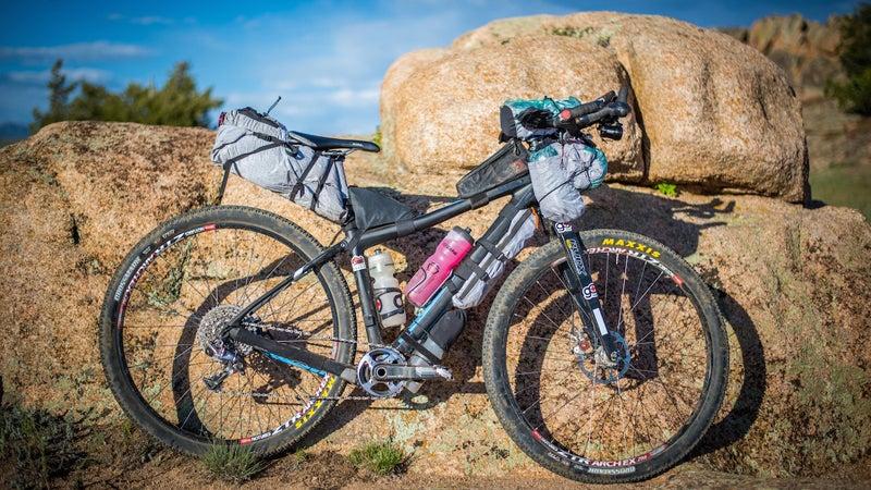 Bike GO Ibis Jefe Team GO bike packing endurance gunnison hartman rocks mtb outside magazine branham outside online