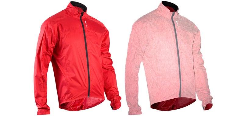 zap jacket sugoi night cycling