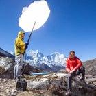 Chhiring Sherpa Ueli Steck Pheriche