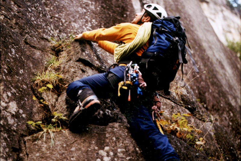 aid climbing secret life of guides outside outside magazine outside online guide service climbing guide bruce barcott