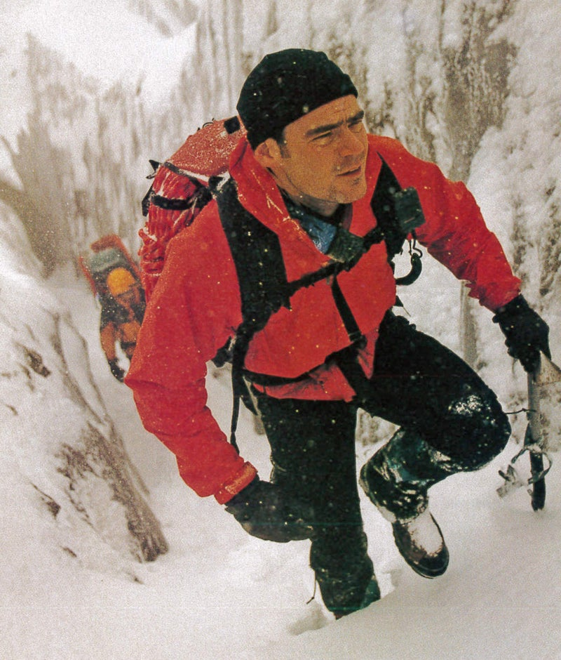 masters of disaster alpine rescue mountain rescue emergency medicine wilderness medicine emergency services backcountry outdoors outside magazine outside online outside classics search and rescue search-and-rescue mike gauthier