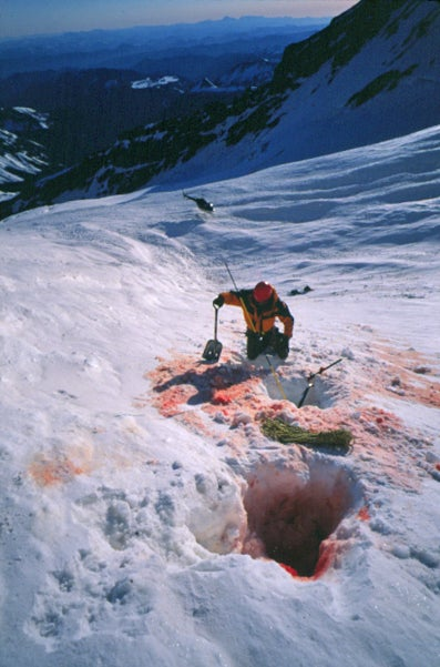masters of disaster alpine rescue mountain rescue emergency medicine wilderness medicine emergency services backcountry outdoors outside magazine outside online outside classics search and rescue search-and-rescue rainier