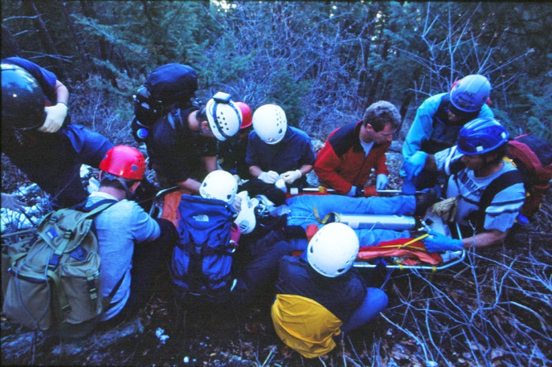 masters of disaster alpine rescue mountain rescue emergency medicine wilderness medicine emergency services backcountry outdoors outside magazine outside online outside classics search and rescue search-and-rescue