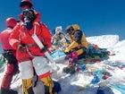 Shriya Shah summit Mount Everest climbers