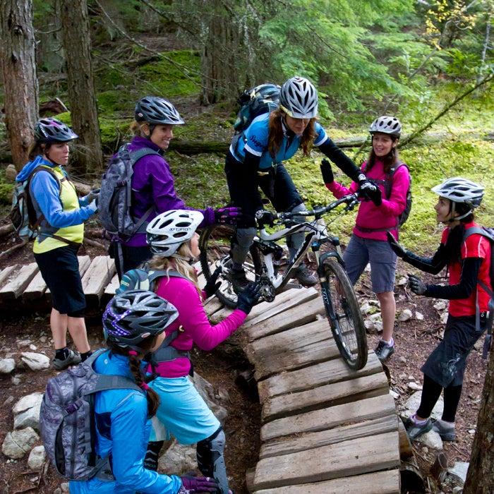 Dirt Series Lost Lake Whistler cross country mountain biking mtb women xc