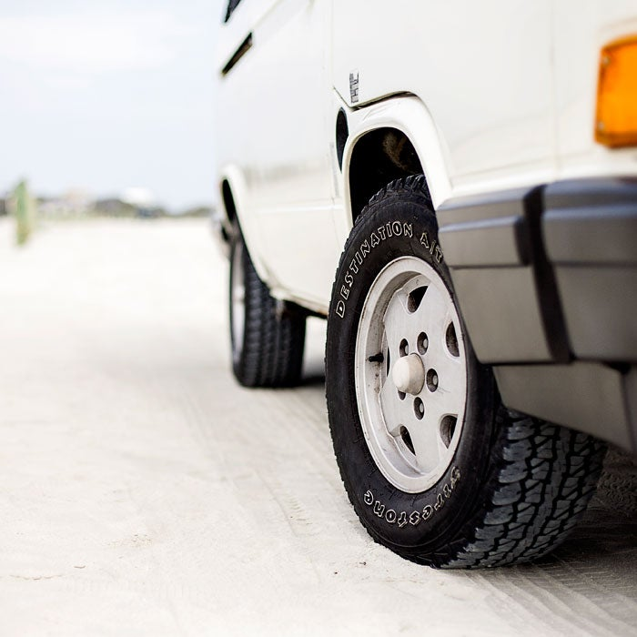 Heavy Duty Off-Road Tires