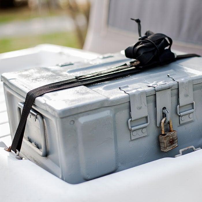 Shoulder-Fired Missile Boxes